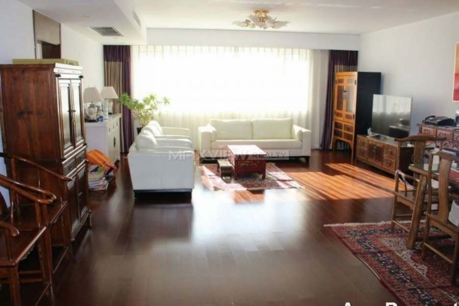 Beijing apartment for rent in Upper East Side (Andersen Garden)