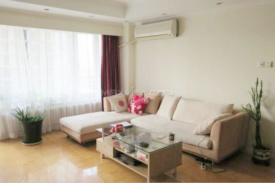 2br apartment beijing rentl in Parkview Tower