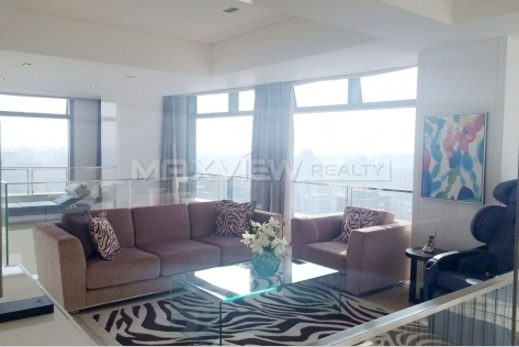 Beijing apartments for rent GTC Residence