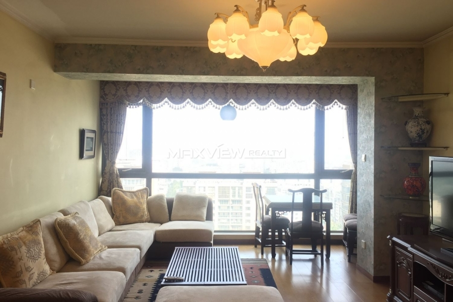 Apartment rental in  Boya Garden 3bedroom 170sqm ¥24,000 BJ0001877