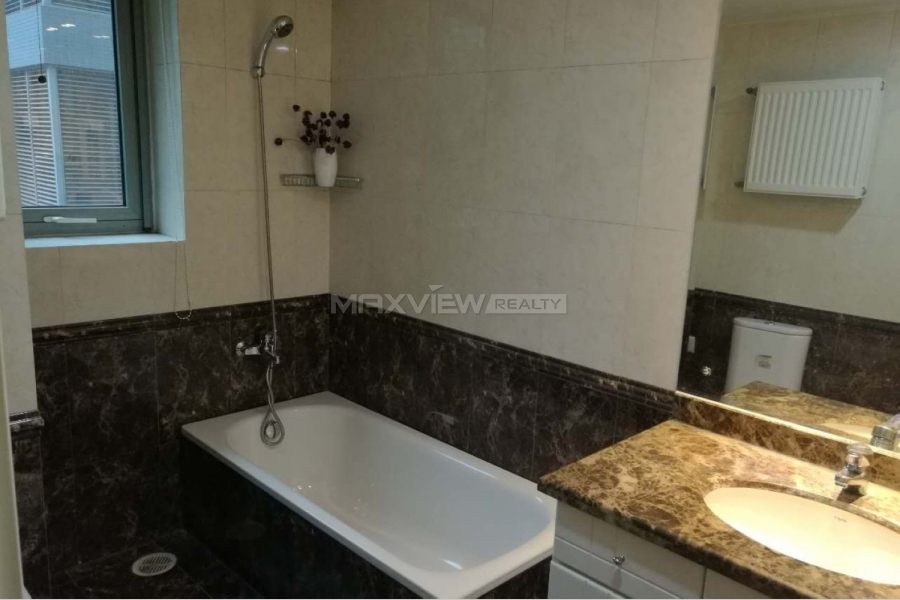 Beijing apartments rental Seasons Park 2bedroom 125sqm ¥16,000 BJ0001871