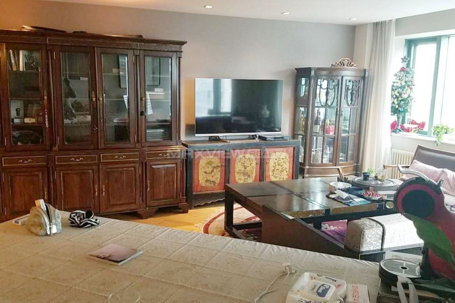 Apartments Beijing in East Gate Plaza 3bedroom 173sqm ¥38,000 BJ0001884