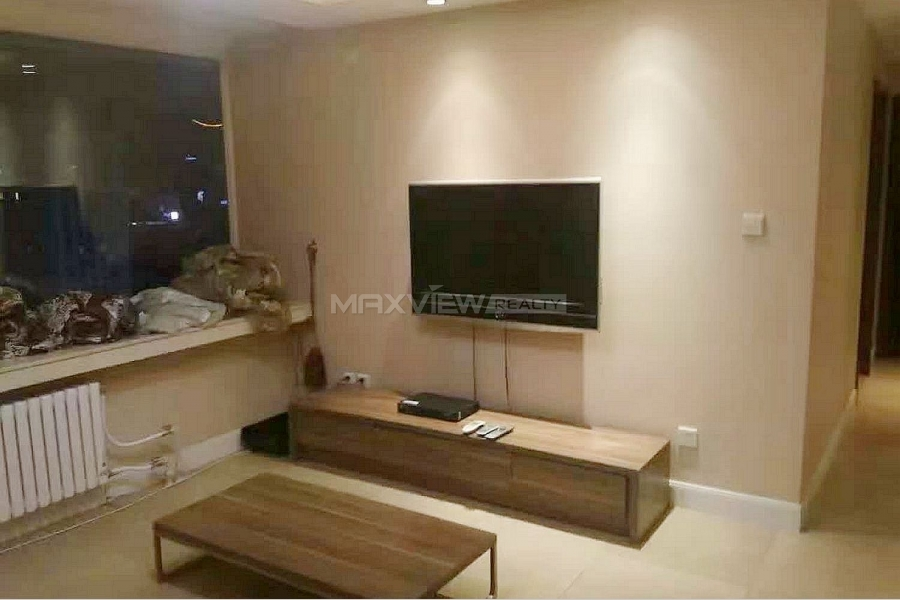 Beijing apartments rent The International Wonderland  2bedroom 95sqm ¥16,000 BJ0001890