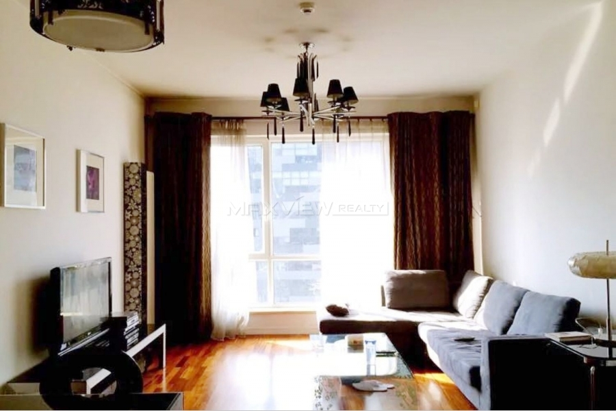 Apartment for rent in Beijing Central Park 2bedroom 134sqm ¥24,000 ZB001855