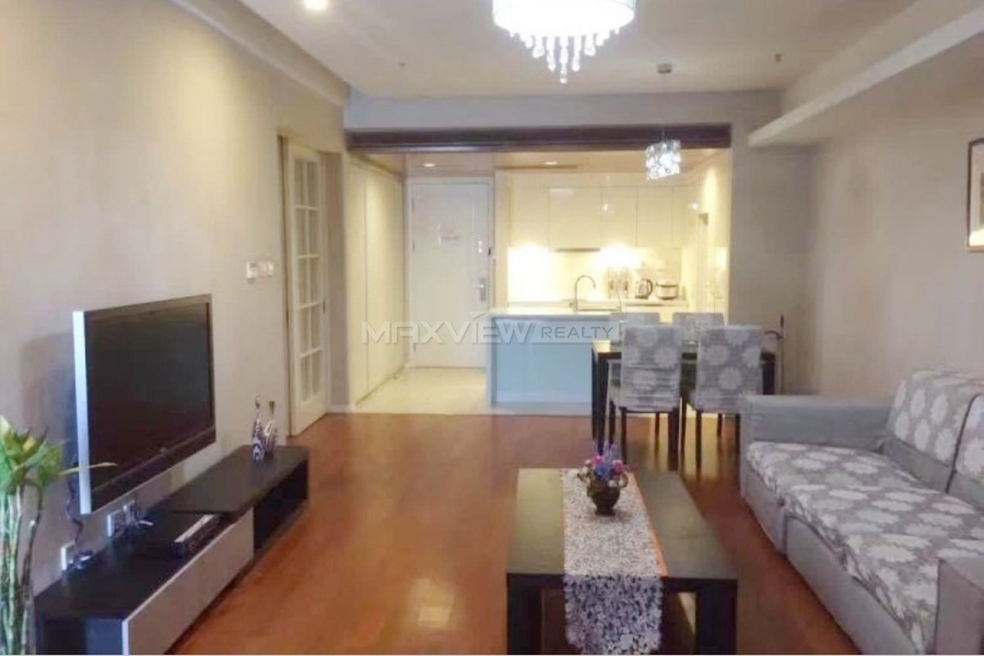 Beijing rental Mixion Residence  2bedroom 120sqm ¥23,000 BJ0001901