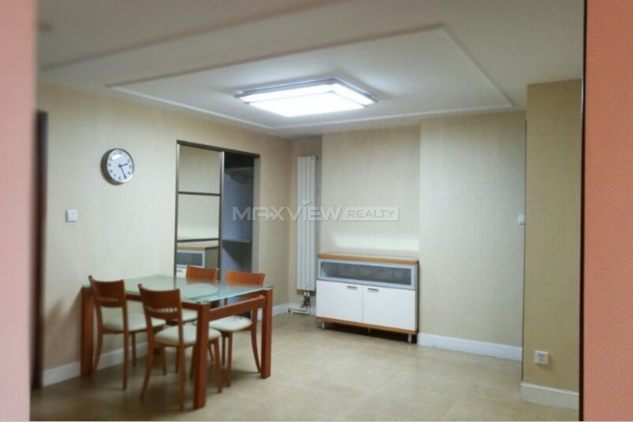 Beijing apartment The International Wonderland  2bedroom 134sqm ¥18,000 BJ0001935