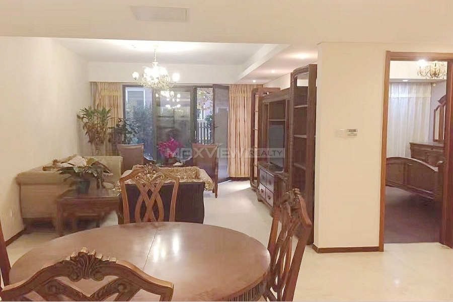 Apartment in Beijing Mixion Residence  2bedroom 120sqm ¥23,000 BJ0001901