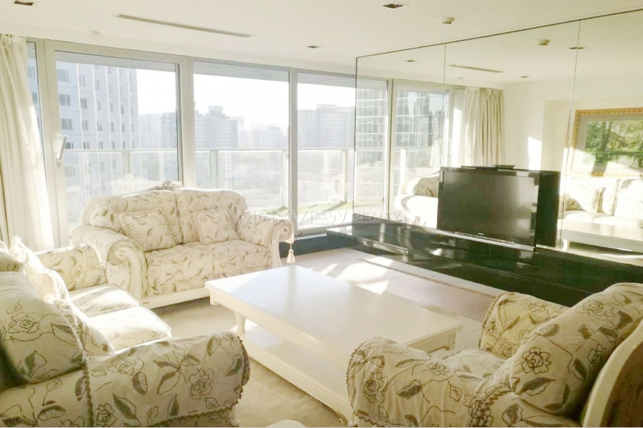 Beijing SOHO Residence 3bedroom 230sqm ¥38,000 BJ0001943