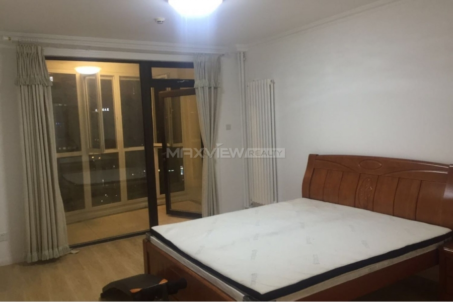 Apartment in Beijing Somerset Fortune Garden 3bedroom 268sqm ¥40,000 BJ0001944
