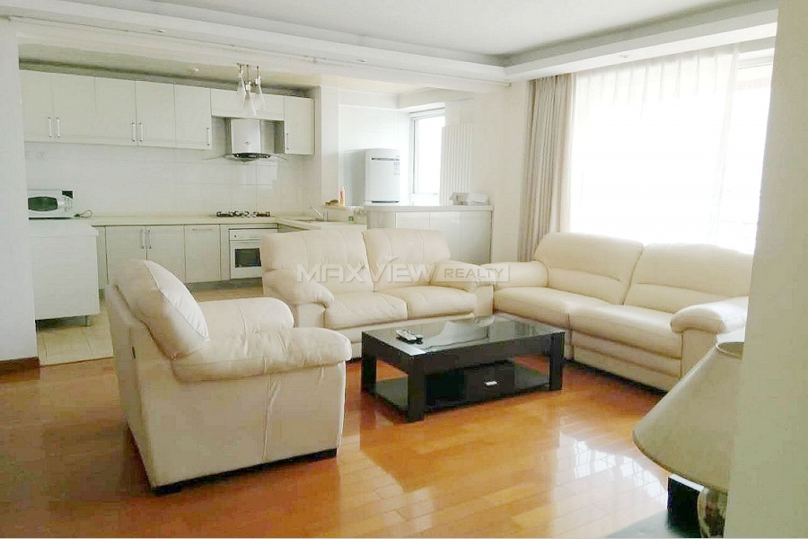 Beijing real estate rental in Parkview Tower