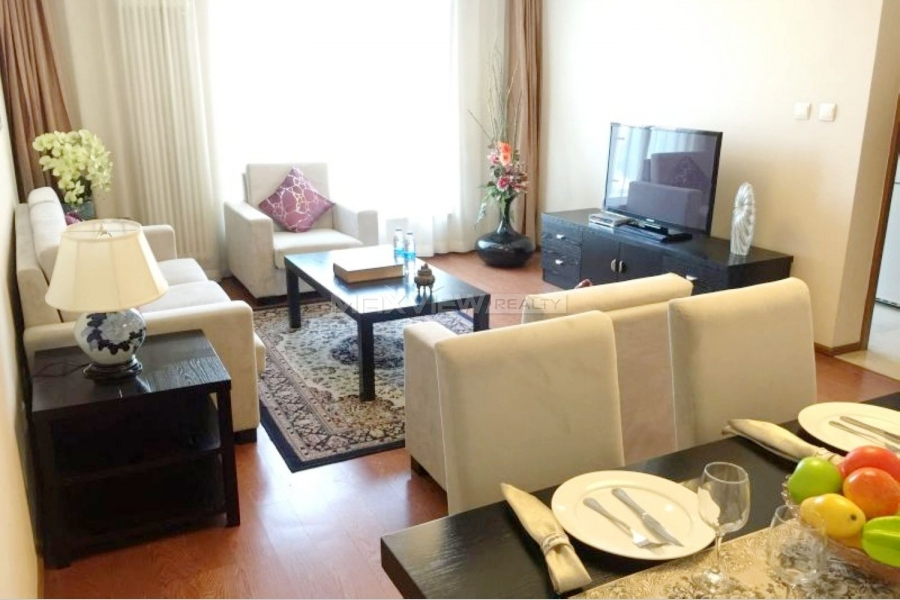 Service apartments for rent in Beijing Kylin Mansion