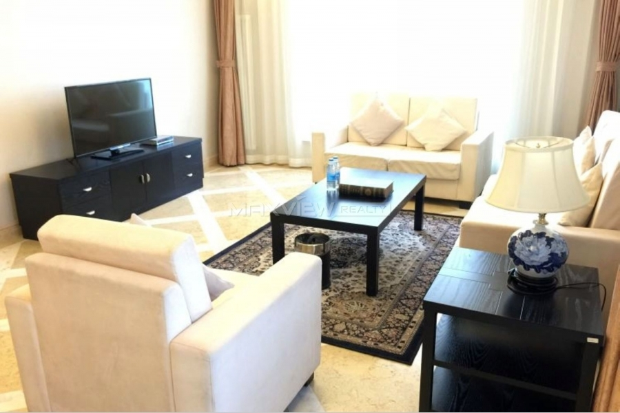 Service apartments for rent in Beijing Kylin Mansion 2bedroom 96sqm ¥30,000 BJ0002029