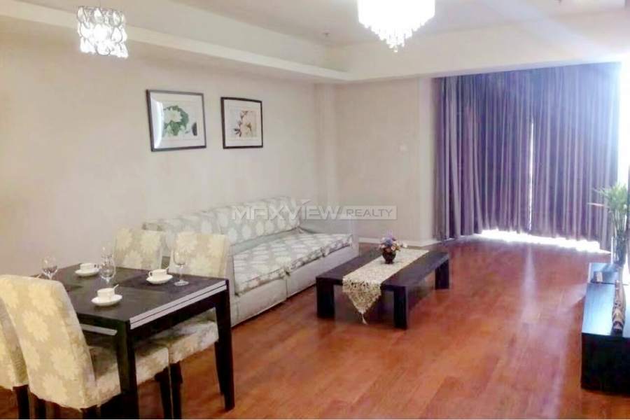 Apartments in beijing Mixion Residence  2bedroom 120sqm ¥22,500 BJ0002033
