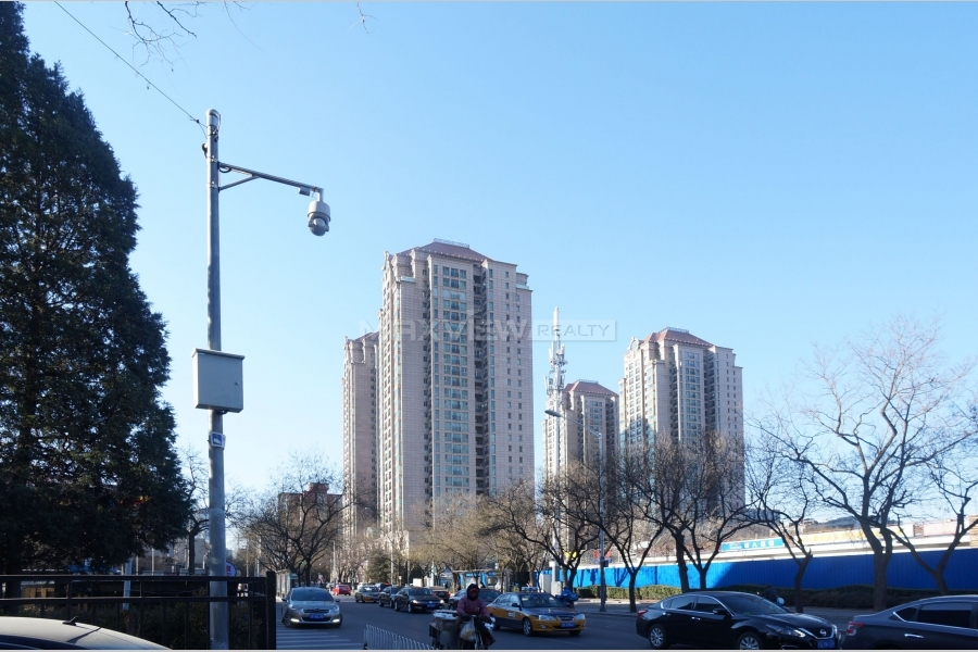 Guangcai International Apartment 光彩国际公寓