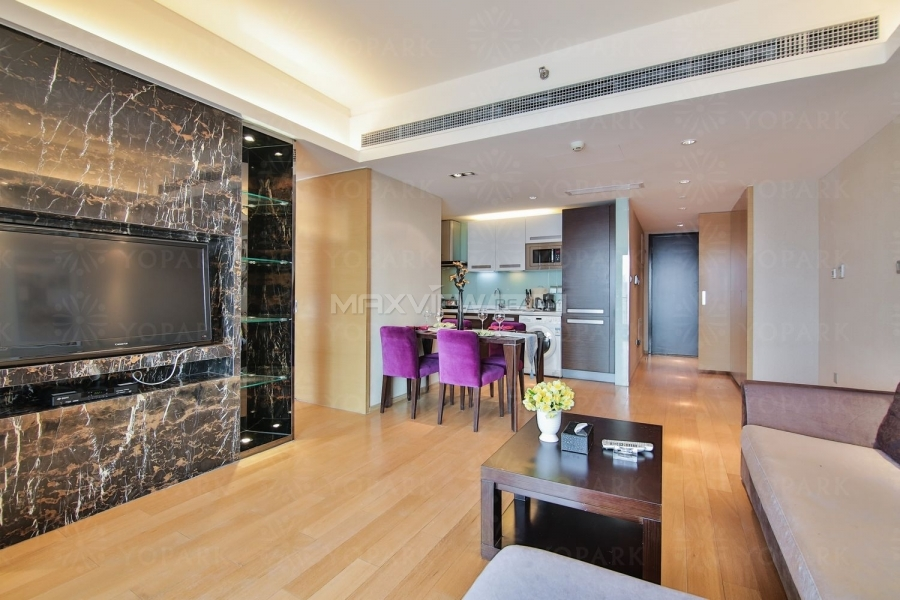 Apartments for rent in Beijing Shimao International Center 1bedroom 112sqm ¥20,000 BJ0002057