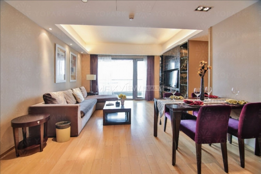 Apartments for rent in Beijing Shimao International Center