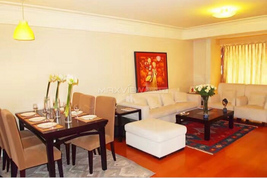 Apartment for rent in Beijing Palm Springs