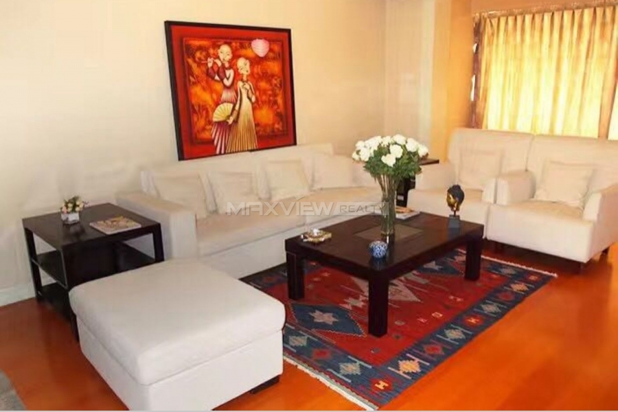 Apartment for rent in Beijing Palm Springs 2bedroom 138sqm ¥21,000 BJ0002072