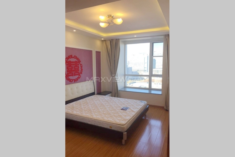 Apartments rent in Beijing Landmark Palace 2bedroom 136sqm ¥15,000 BJ0002092