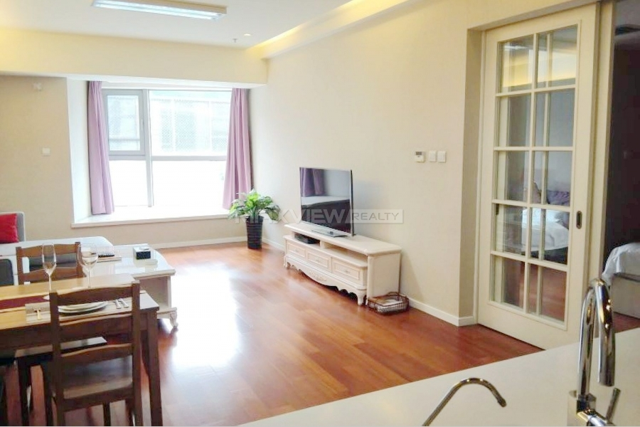 Beijing apartments for rent Mixion Residence  2bedroom 90sqm ¥18,000 BJ0002098