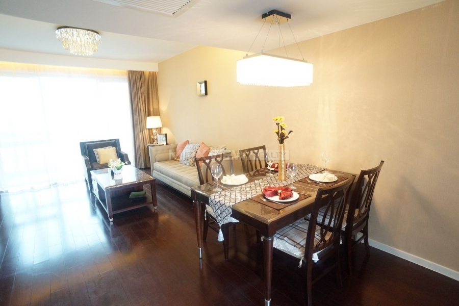 Beijing apartments for rent Upper East Side (Andersen Garden)