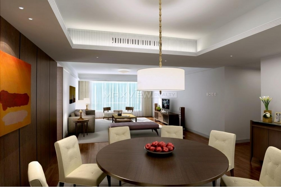 Real estate Beijing Lanson Place