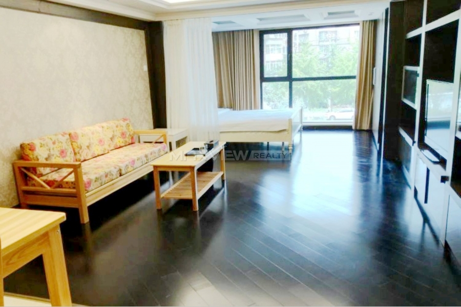 Beijing Apartments Rent Upper East Side (Andersen Garden), BJ0002115, 1brs  75sqm ¥12,000   Maxview Realty