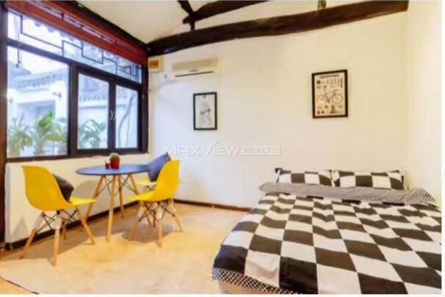 Beijing house rent Sanyanjing Courtyard 2bedroom 120sqm ¥16,500 BJ0002109