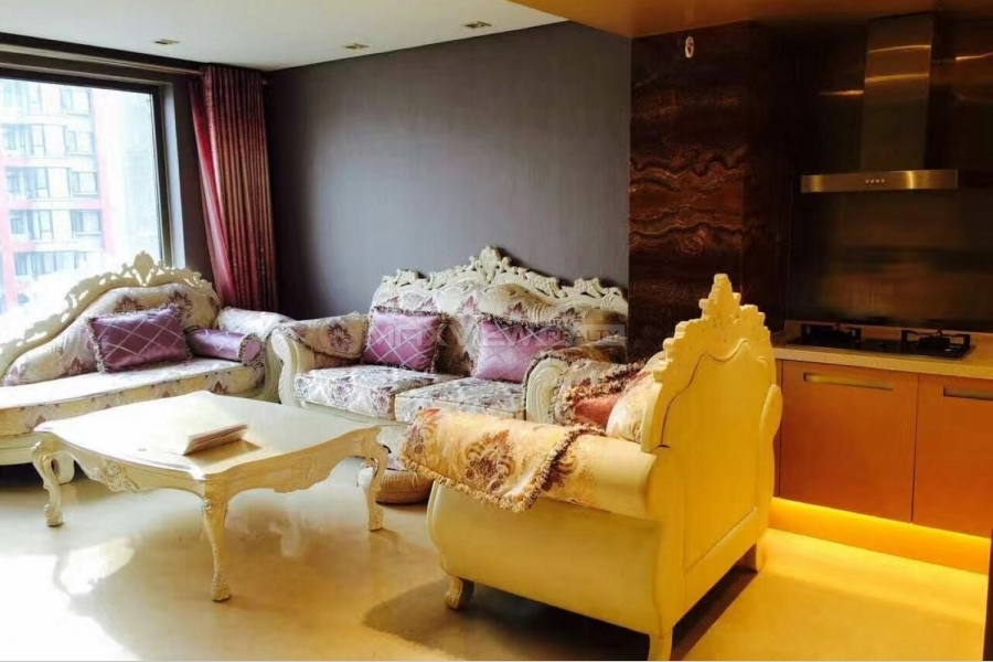Rent apartment Beijing Park No.5 1bedroom 96sqm ¥13,000 BJ0002116
