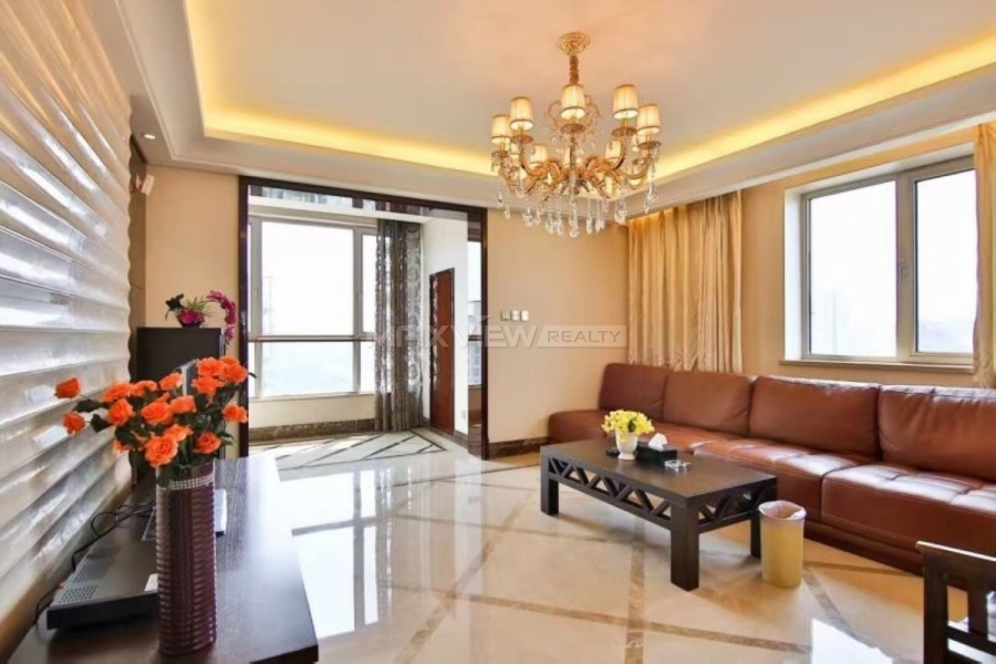 Beijing apartments The first platinum county
