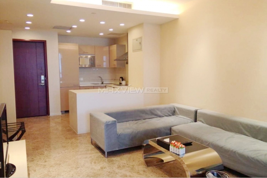 No.8 XiaoYunLi Beijing real estate 2bedroom 101sqm ¥16,000 BJ0001835
