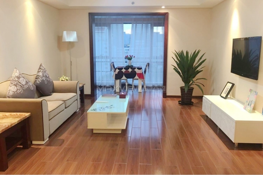 Beijing apartments for rent BaiFuYi Hotel