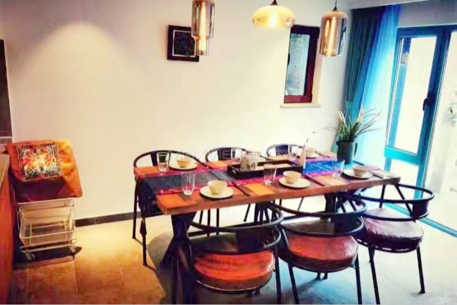 rent house beijing South Luogu Lane Court yard 3bedroom 240sqm ¥40,000 BJ0002133