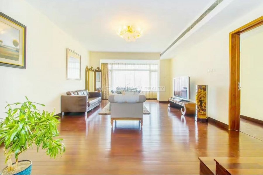 Beijing apartment for rent Park Apartment 3bedroom 248sqm ¥37,000 BJ0002148