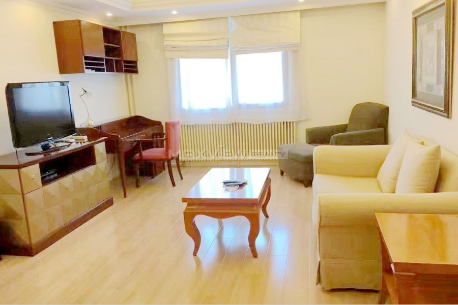 Somerset Grand Fortune Garden 1bedroom 120sqm ¥20,000 BJ0002152