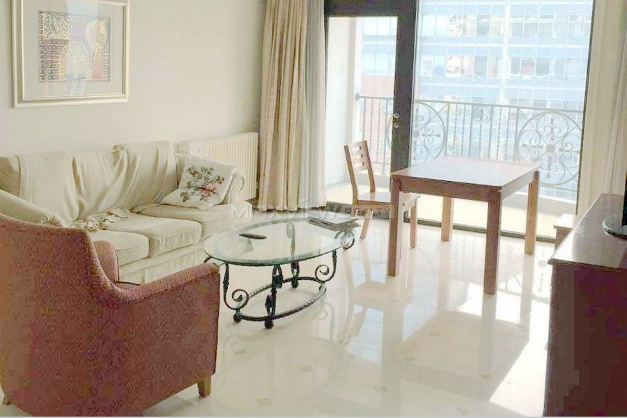 Somerset Grand Fortune Garden 1bedroom 102sqm ¥18,000 BJ0002176