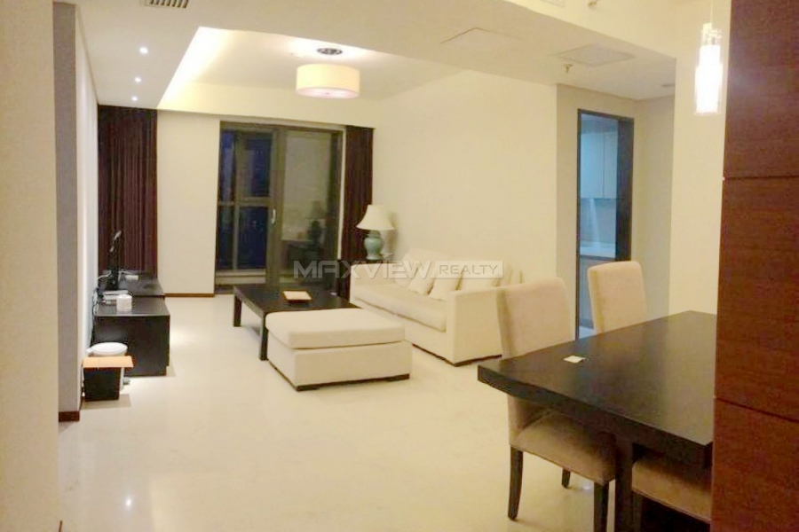 Beijing apartment Mixion Residence  2bedroom 108sqm ¥17,000 BJ0002155