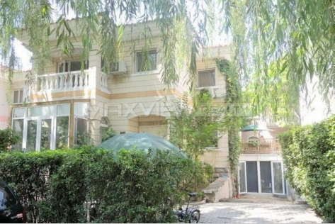 Beijing house rent King Garden Villa