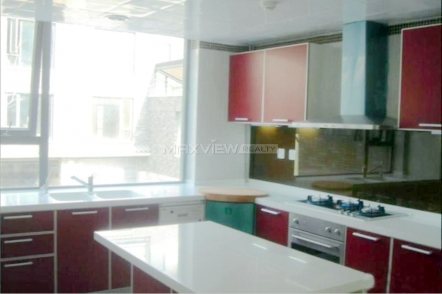 Rent villa Beijing in Yosemite 5bedroom 389sqm ¥48,000 BJ0002162