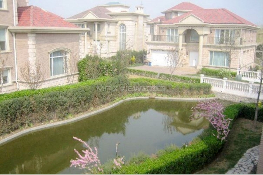 House for rent in Beijing Grand Hills 5bedroom 600sqm ¥110,000 BJ0002199