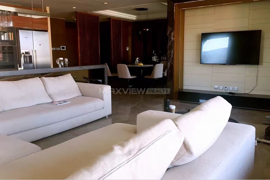 Beijing apartments Centrium Residence 3bedroom 227sqm ¥48,000 BJ0002205