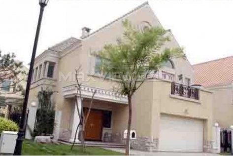 House for rent in Beijing Chateau Regalia