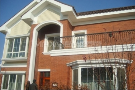 House for rent in Beijing Le Leman Lake Villa