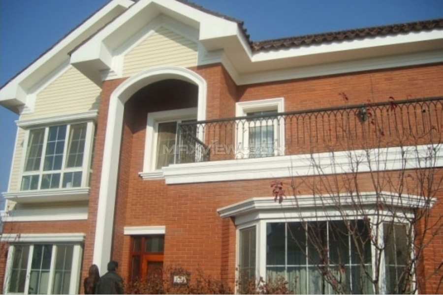 House for rent in Beijing Le Leman Lake Villa 5bedroom 588sqm ¥54,000 BJ0002209