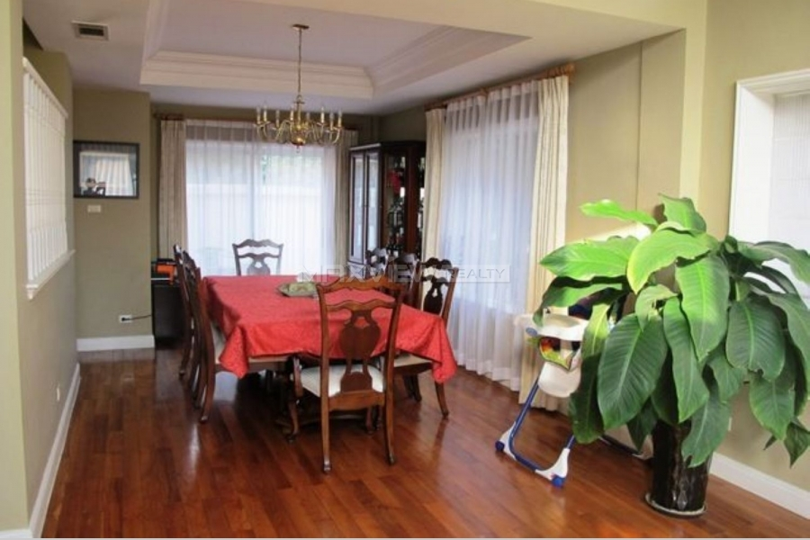 River Garden Villa 4bedroom 260sqm ¥38,000 BJ0002218