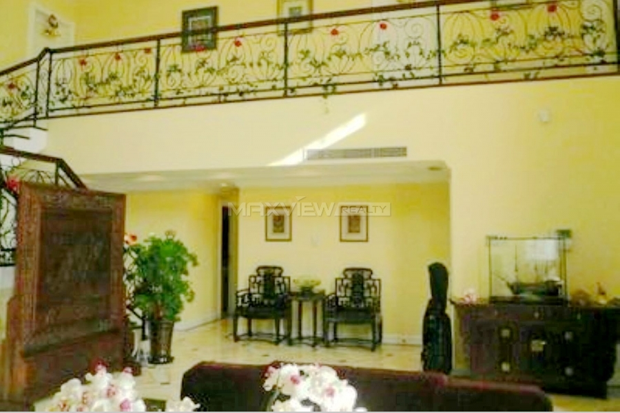 Houses Beijing River Garden 4bedroom 260sqm ¥40,000 BJ0002219
