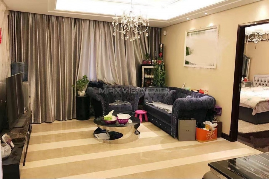 Beijing rent apartment The first platinum county