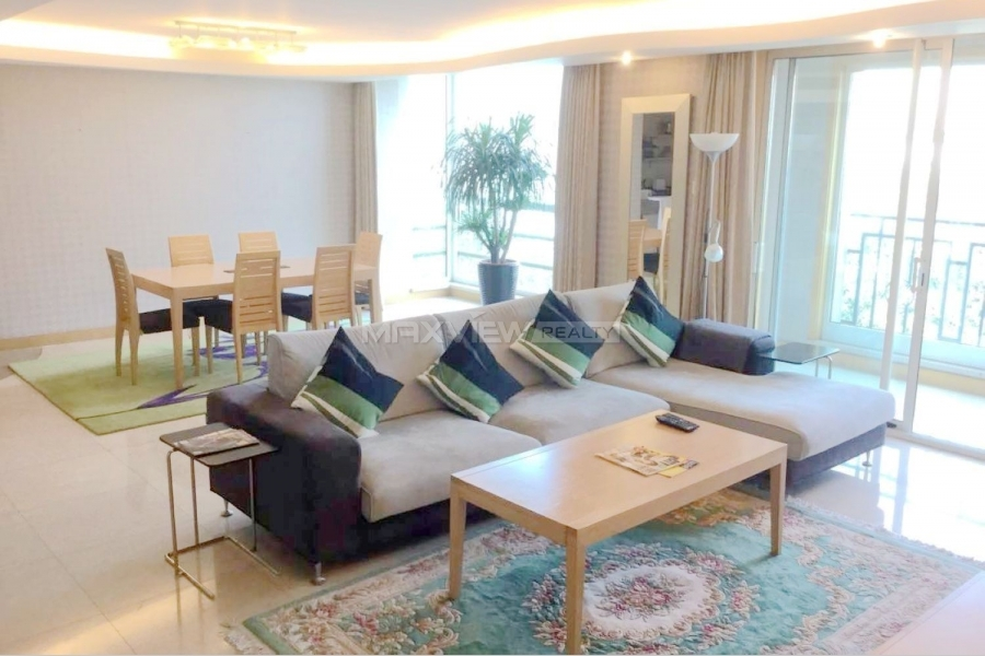 Guangcai International Apartment 3bedroom 217sqm ¥28,000 BJ0002252