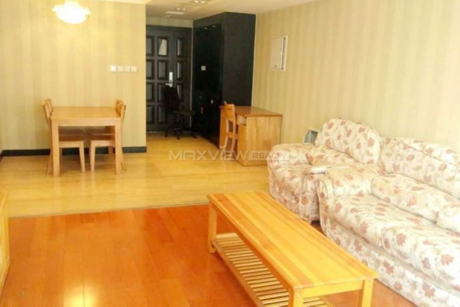 Beijing apartments rent CBD Private Castle 1bedroom 81sqm ¥13,000 BJ0002276