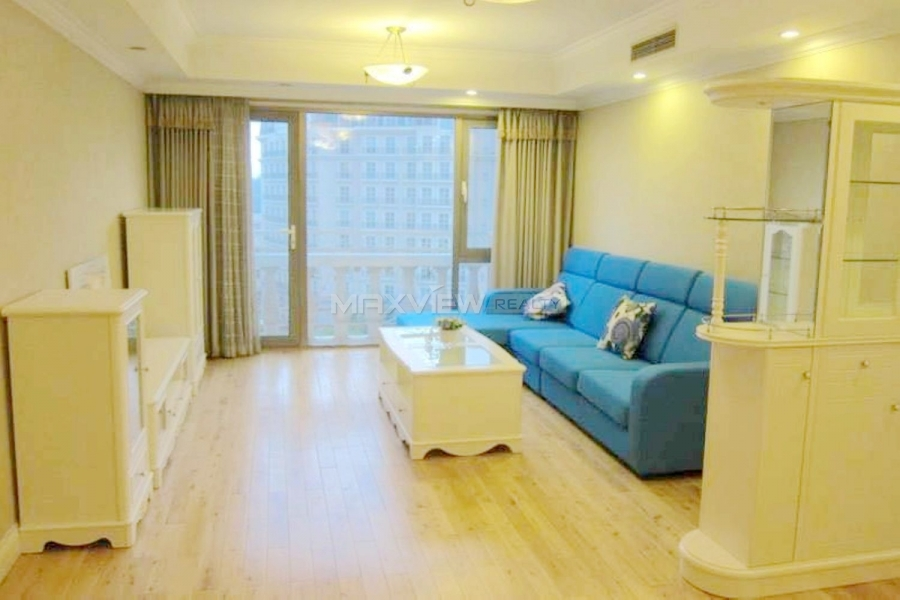 Apartments for rent in beijing Hairun International Apartment 2bedroom 124sqm ¥17,000 BJ0002280